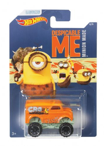 Hot Wheels Despicable Me Monster Dairy Delivery